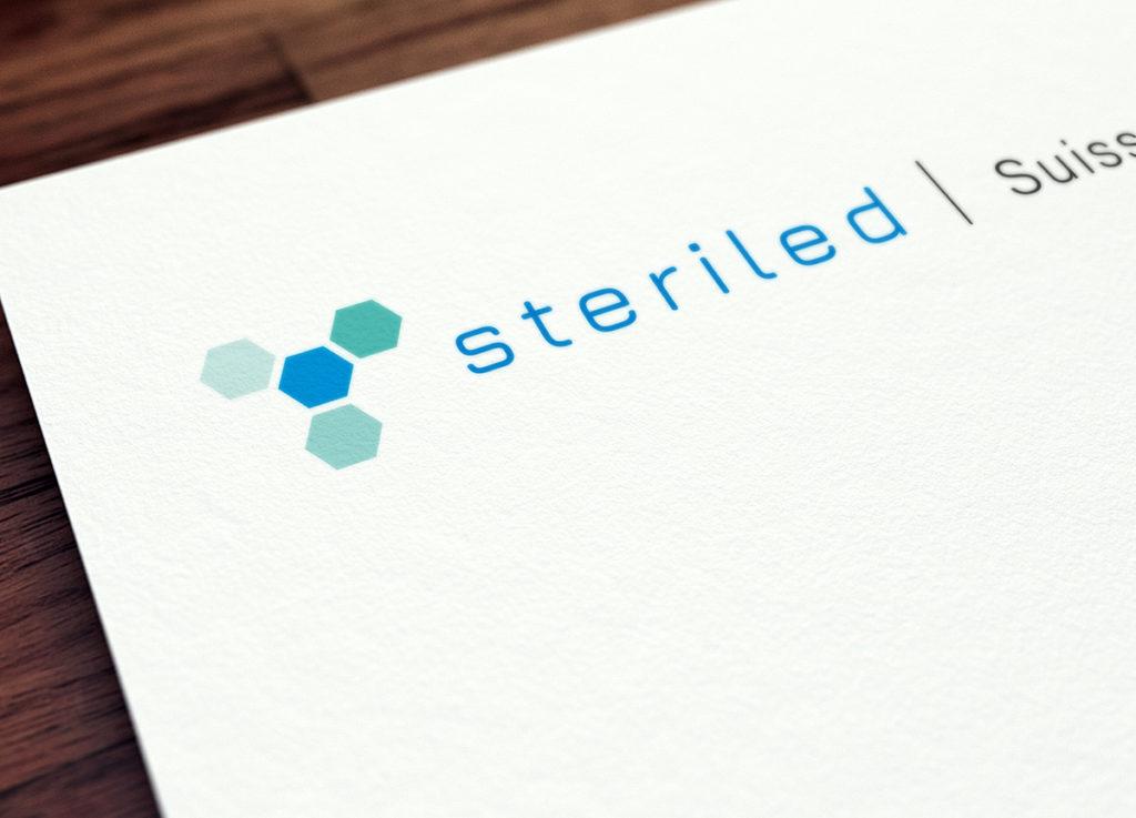 Logo Steriled SA