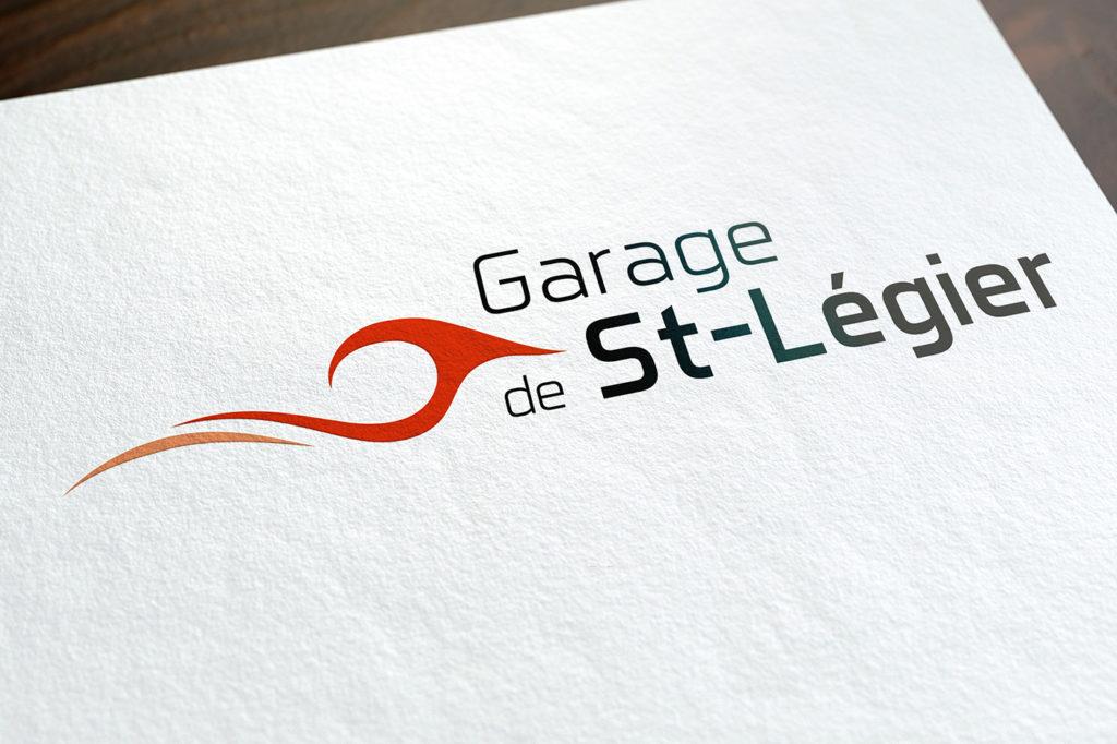 Logo du Garage de St-Légier
